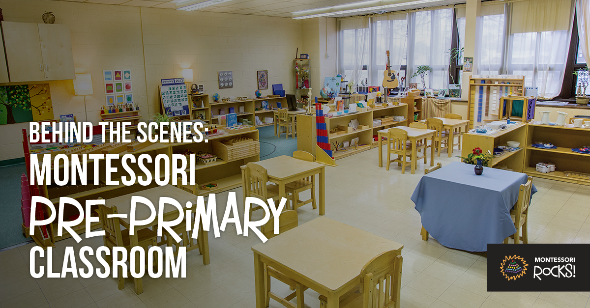Classroom Ideas Primary ~ Behind the scenes montessori pre primary classroom