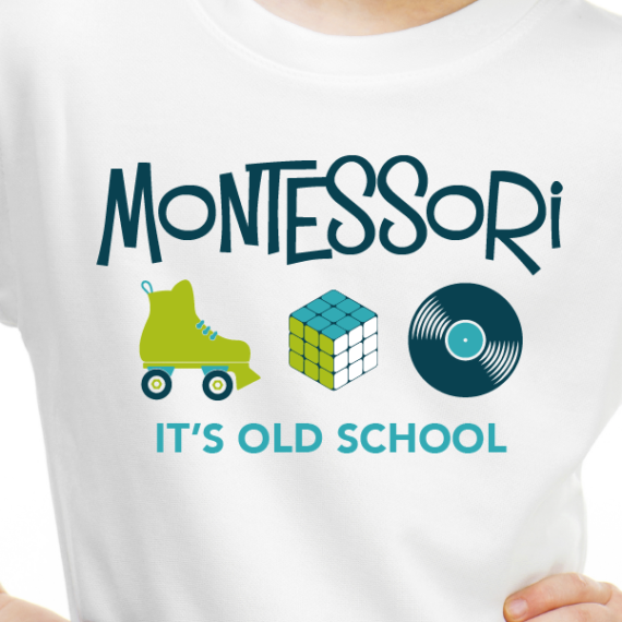 And the winner of the Montessori Rocks T-shirt Design Contest is…
