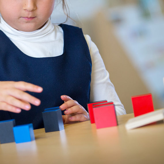 My Kids LOVE Math… Thanks to Montessori