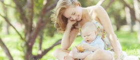 doing Montessori at home with your baby