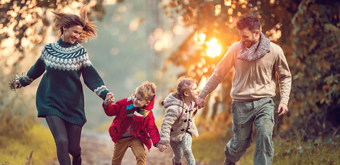 Five Tips for Getting the Whole Family Out the Door!