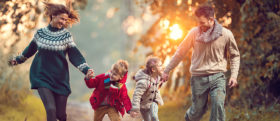 Five tips for getting the whole family out the door