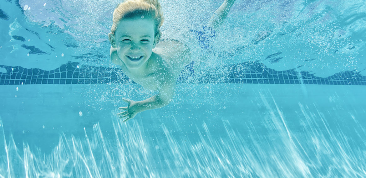 Summer Swim Lessons – Montessori Style