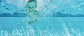 Summer Swim Lessons - Montessori Style