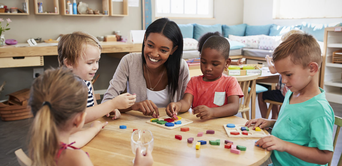 Why Montessori – Our Top Six Reasons