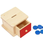 Infant Coin Box